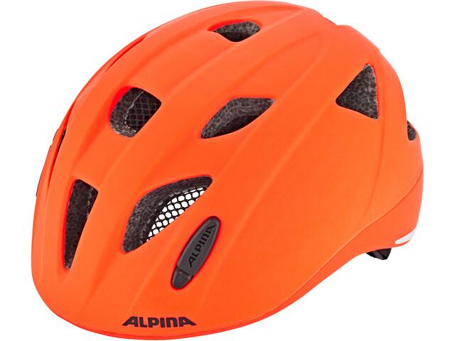 Alpina Ximo L.E. Kask rowerowy Dzieci, red